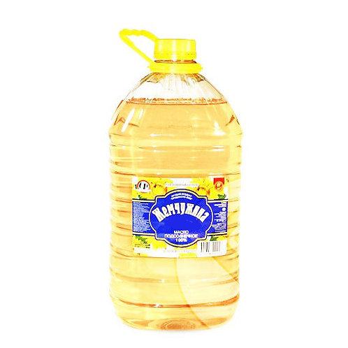 "Масло подсолнечное ""Жемчужина дона"" 5л"