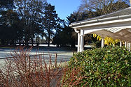 Croquet Lawn Winter