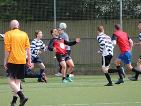 Staff vs PH6 Sixth Form Football 2021