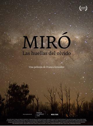 Miró, las huellas del olvido