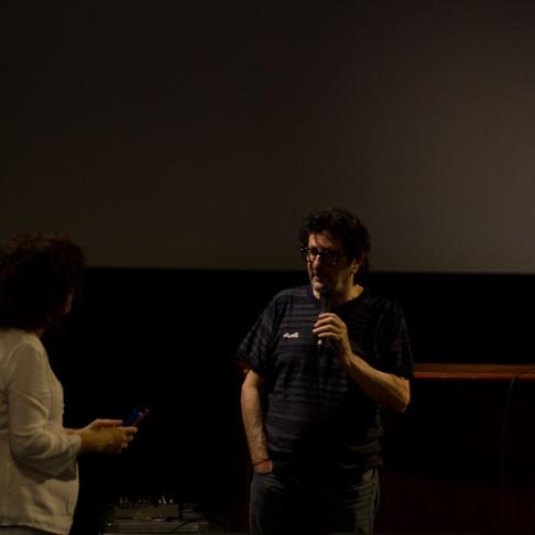 Raúl Perrone: coherencia de cine y vida