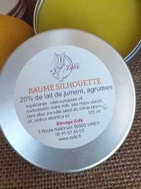 BAUME SILHOUETTE JAMBES CUISSES FESSIERS