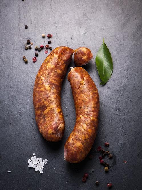 Italian Fennel Sausages