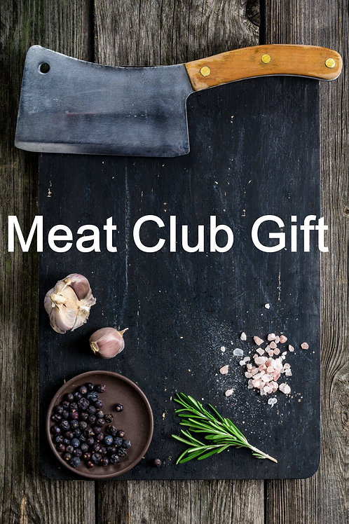 Meat Club Gift