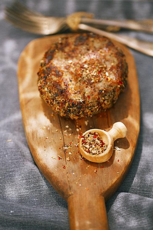 Mediterrean Lamb burgers
