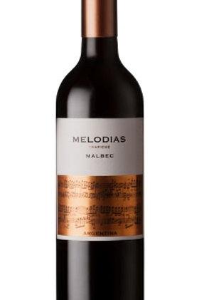 """2019 """"Melodias"""" Malbec, Trapiche   Mendoza, Argentina  """