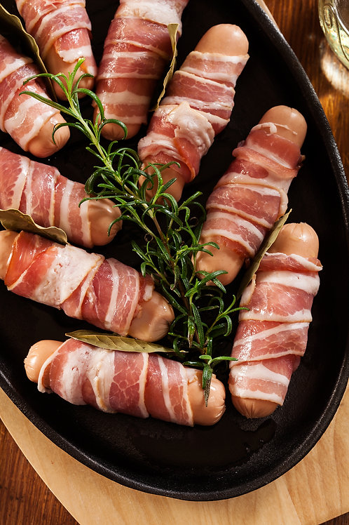 Pork and Cranberry Pigs in Blankets