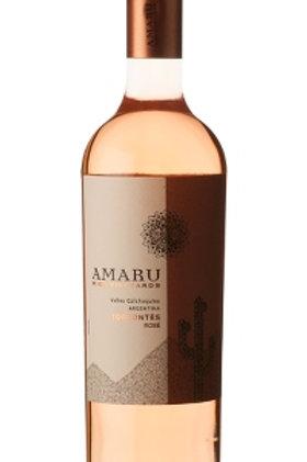 """2019 """"Amaru"""" Torrontes Rose, El Esteco"""