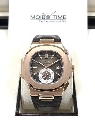 Patek Philippe 5980R Rose Gold Nautilus Chronograph