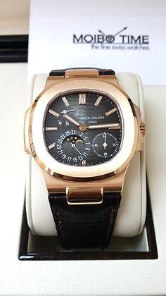 Patek Philippe Nautilus 18K Rose Gold 5712R-001