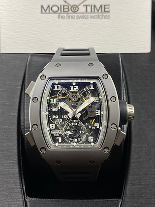 Richard Mille RM004 V3 Titanium Carbide Split-Second Flyback Chrono 15pcs Ltd