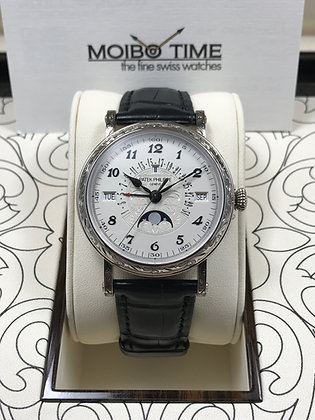 Patek Philippe 5160/500G-001 White Gold Men Grand Complications