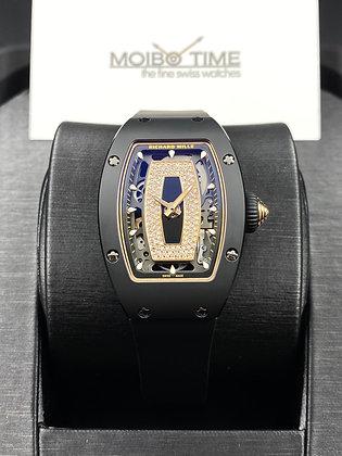 Richard Mille RM07-01 18K Red Gold Black Ceramic