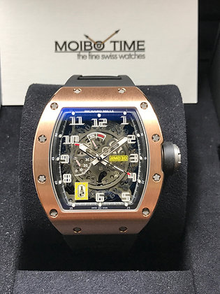 Richard Mille RM030 Red Gold
