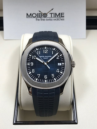 Patek Philippe 18ct White Gold Aquanaut 5168G-001