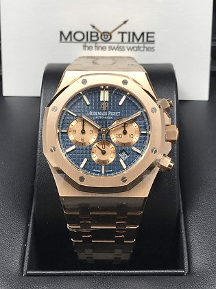 Audemars Piguet Royal Oak Chronograph 18ct Pink Gold 26331OR