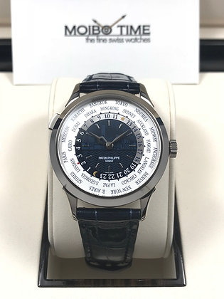 Patek Philippe 18ct White Gold NY Limited Edition World Time 5230G-010