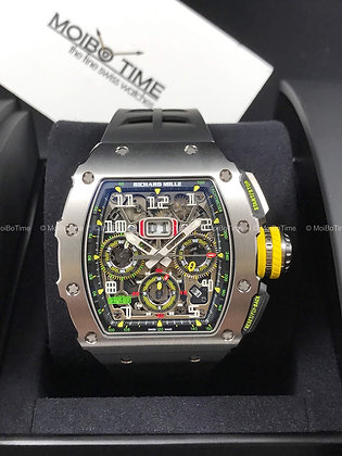 Richard Mille RM11-03 Ti Titanium Flyback Chronograph