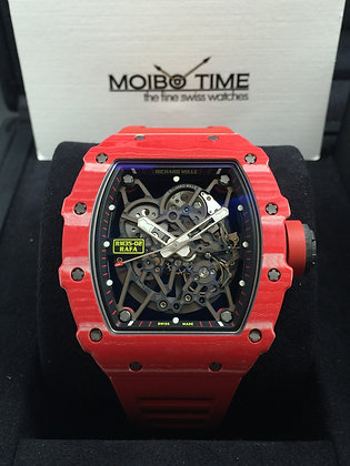 Richard Mille RM35-02 Rafael Nadal Red Quartz TPT