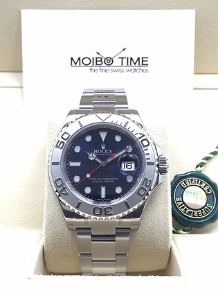 Rolex Yacht Master Blue Dial 40mm 116622