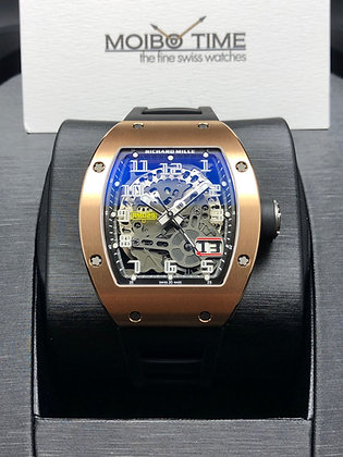 Richard Mille RM029 Red Gold Big Date Automatic