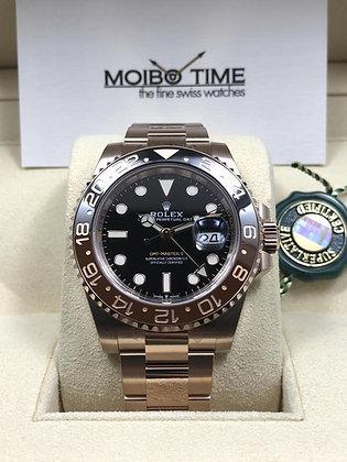 Rolex GMT-Master II 18ct Everose Gold 126715CHNR
