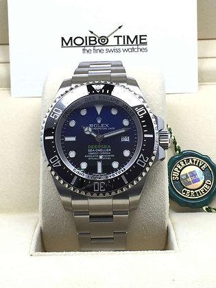 Rolex Black Deepsea 116660 D-Blue