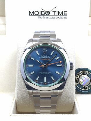 Rolex Milgauss 116400GV Z-Blue