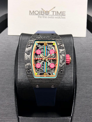 Richard Mille RM07-03 Myrtille Turquoise Limited Edition