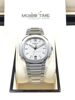 Patek Philippe Nautilus Stainless Steel Silver 7118/1A