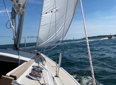The Wisdom of Sailing