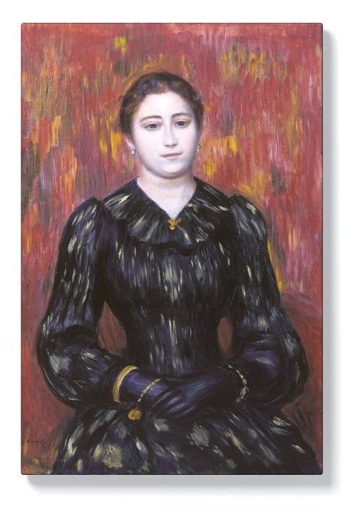 Реноар - Портрет на мадам Паулин