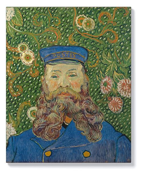 Ван Гог - Портрет на Джоузеф Рулин