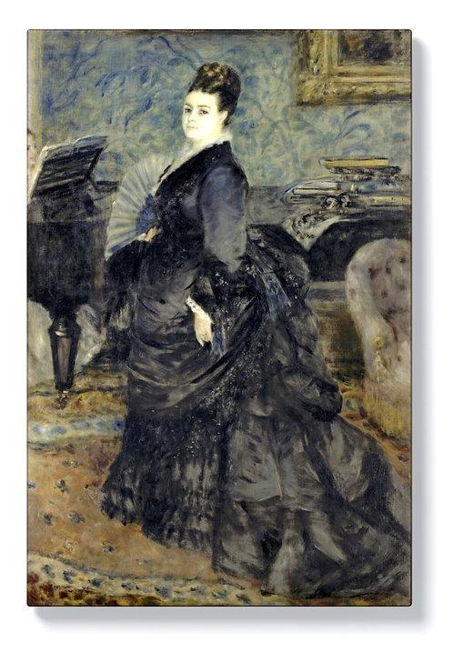 Реноар - Портрет на мадам Жорж Хартман
