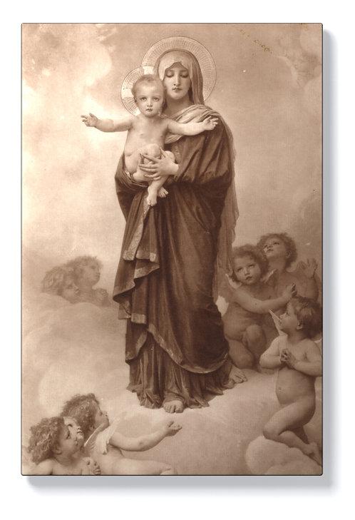 Бугеро - Дева Мария на Ангелите