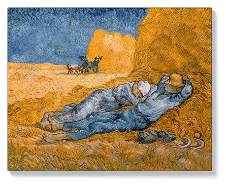 Винсент ван Гог - Обедна почивка