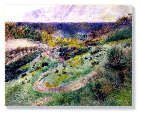 Реноар - Път във Варгемонт
