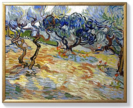 Van Gogh - Olive Trees - Gold.jpg