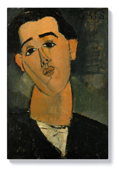 Модиляни - Портрет на Хуан Грис