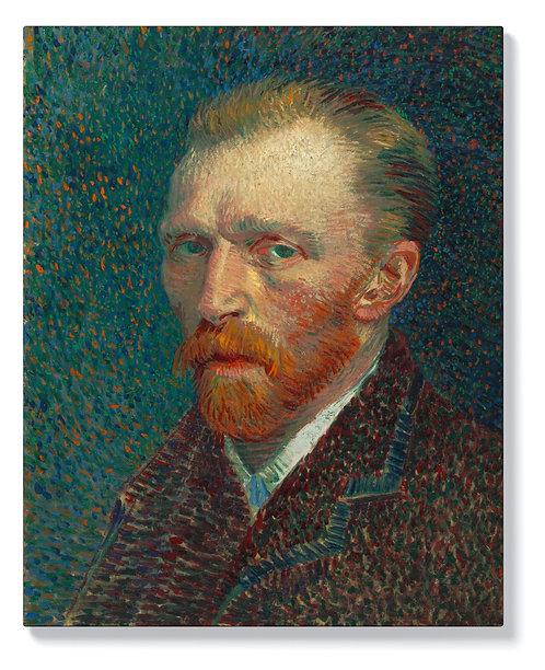 Винсент ван Гог - Автопортрет