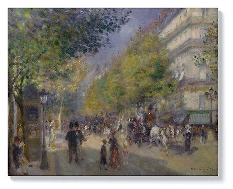 Реноар - Големият булевард