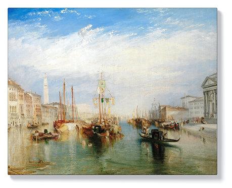 Търнър - Венеция от верандата