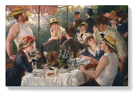 Реноар - Обядът на гребците