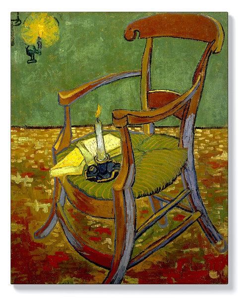 Ван Гог - Столът на Гоген