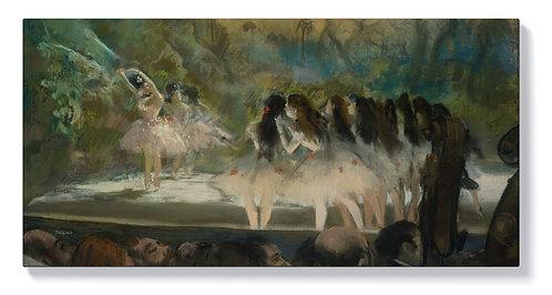 Дега - Балет в Парижката опера