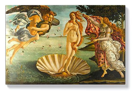 Алесандро Ботичели - Раждането на Венера