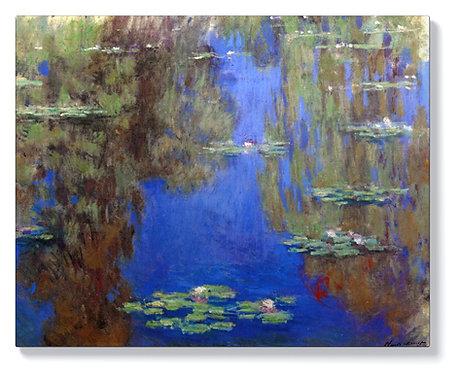 Клод Моне – Водни лилии 6