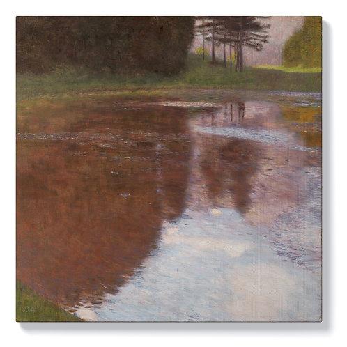 Густав Климт - Спокойно езеро