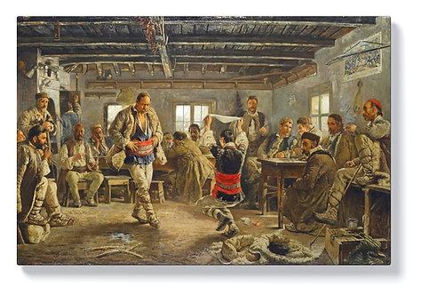 Иван Мърквичка - Ръченица