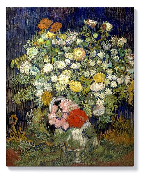 Ван Гог - Букет цветя във ваза